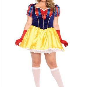 Leg avenue poison apple princess Halloween costume - dress only